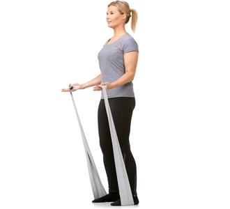 Elastiktræning med elastik